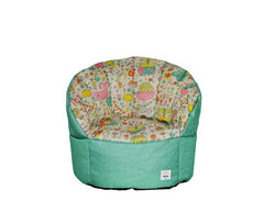Pumpkin Beanbag Chair (Teeny) - ButterflyBee print