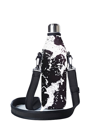 TRVLR by BBBYO carry cover - with shoulder strap - 750 ml - Whitewater print