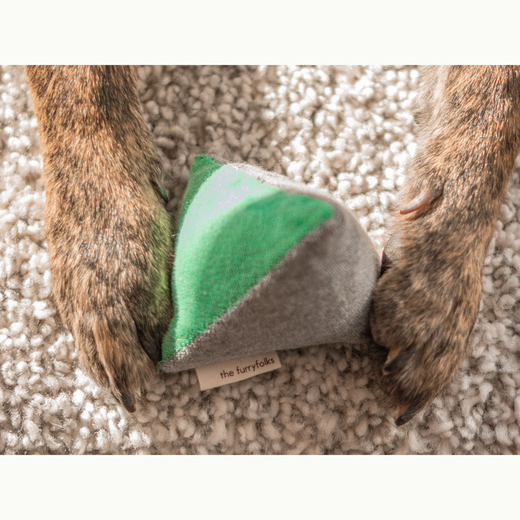 the furryfolks - Semo Dog Toy (Squeaker)