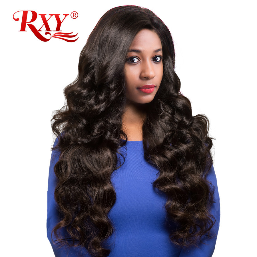 RXY Brazilian Body Wave Hair Extension 1PC 100% Human Hair
