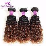 "<span style=""color: #ff0000;"">Holiday HOT Deal!</span> WK Soft Feel Hair Ombre Brazilian Hair 1-WeaveKINGDOM.com"