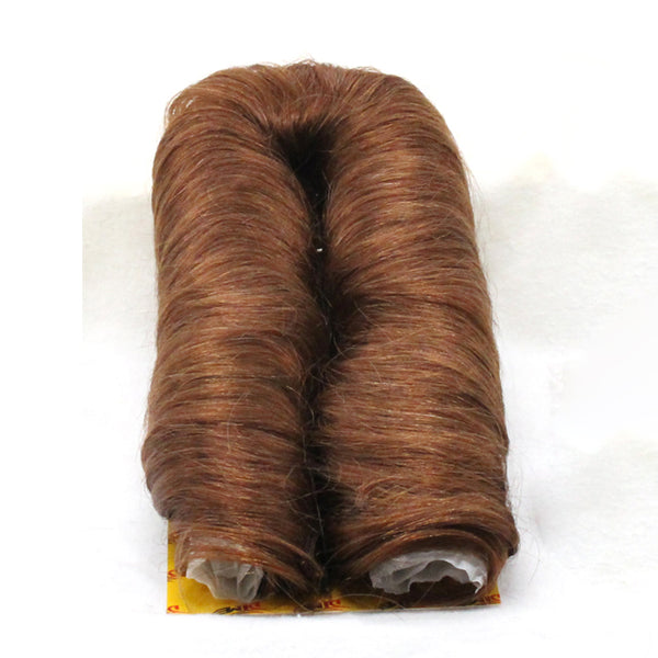 DLME 27 Pieces Bump Extension Short Weave Natural Hair Free Delivery Black Red Blonde Brown Color-WeaveKINGDOM.com