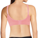 INAY MOMENTS SEAMLESS NURSING BRA - Pink Pastel