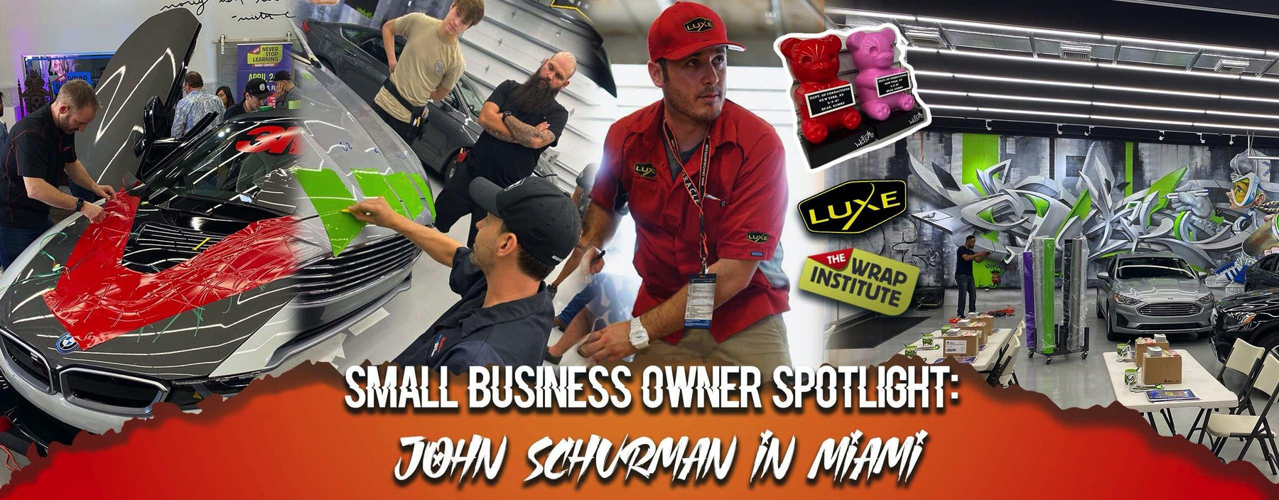 Small Business Owner Spotlight: John Schurman in Miami