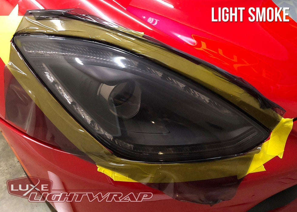2013-17 Viper Head Light Tint Kit - Full Wrap