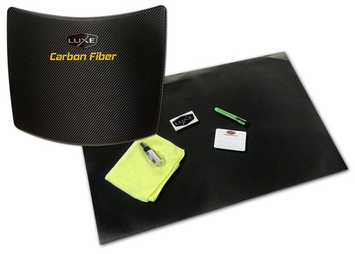 Universal Vinyl Sheet Wrap Kit - 3M Carbon Fiber