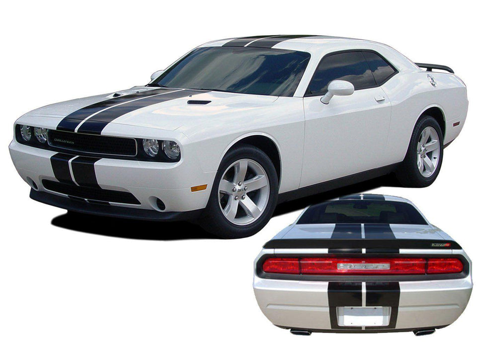2008+ Dodge Challenger Rally Stripe
