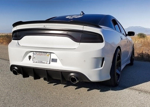 2015+ Charger Tail Light Tint Kit - Type 3 (FULL WRAP) - Luxe Auto Concepts