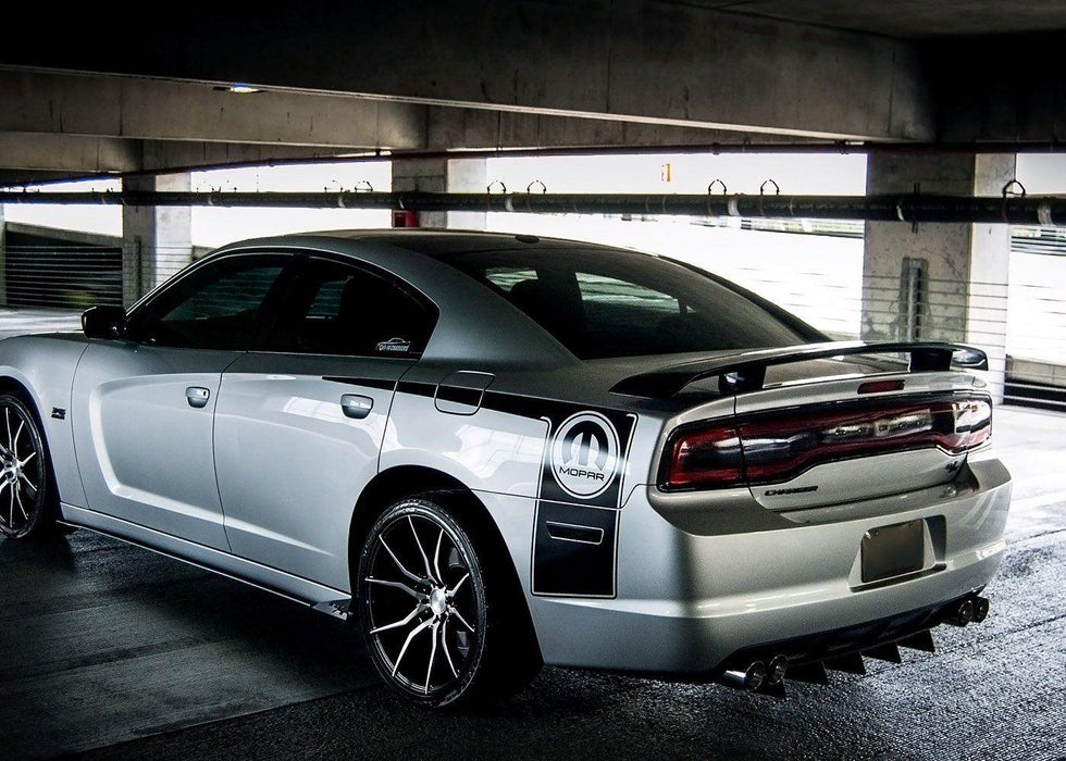 2011-14 Charger Rear Side Marker Tint Kit