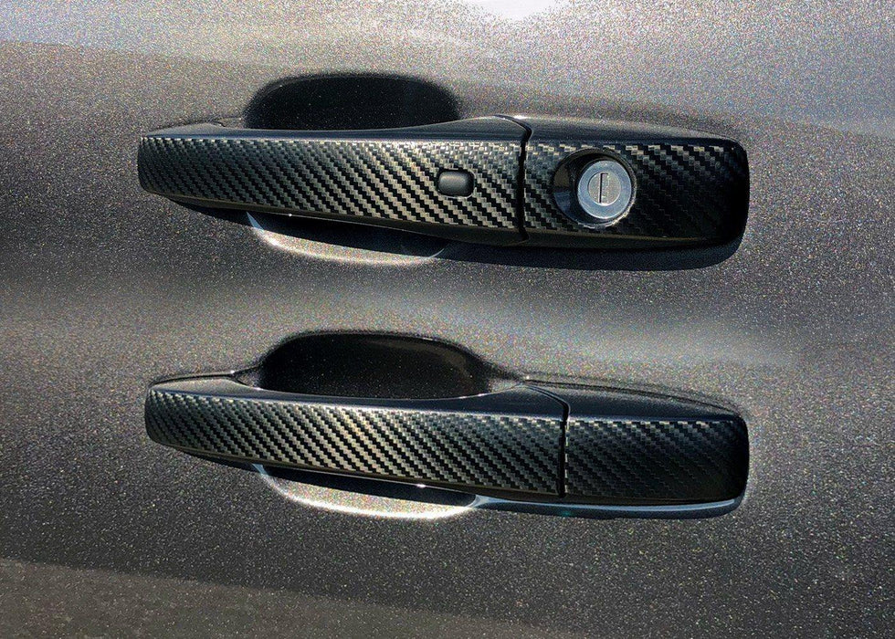 2014+ Durango Door Handle Accent Kit - Luxe Auto Concepts