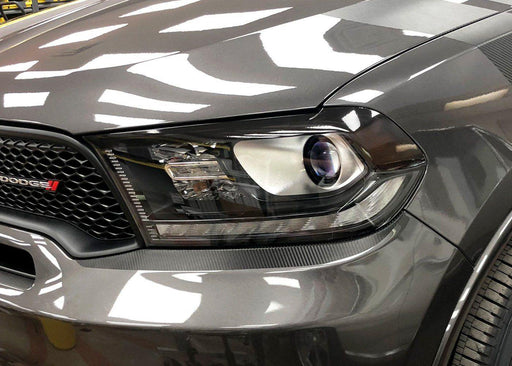 2014+ Durango Headlight Eyebrow Kit