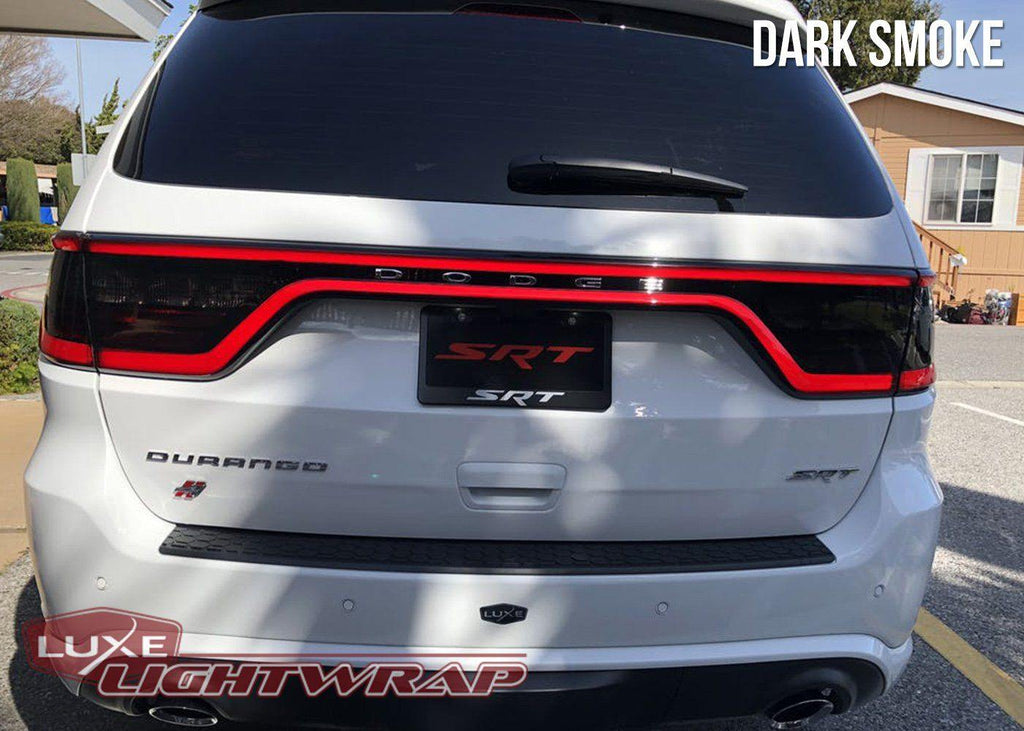 2014 Durango Tail Light Tint Kit