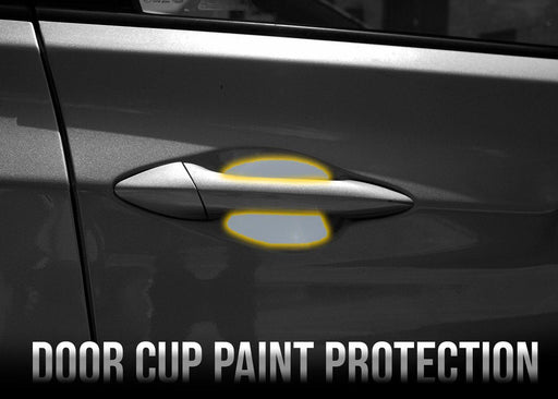 2010-15 Hyundai Elantra Door Cup Paint Protection Film Kit