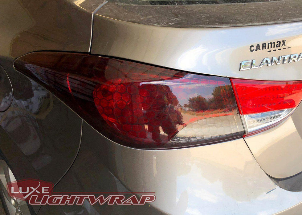 Universal LightWrap Tint Kit - FX Light Honeycomb - Luxe Auto Concepts