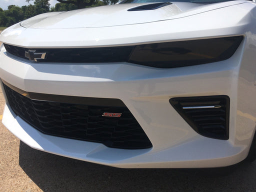 2016-18 Camaro Fog Light Tint Kit - Luxe Auto Concepts