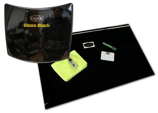 Universal Vinyl Sheet Wrap Kit - 3M Gloss Black