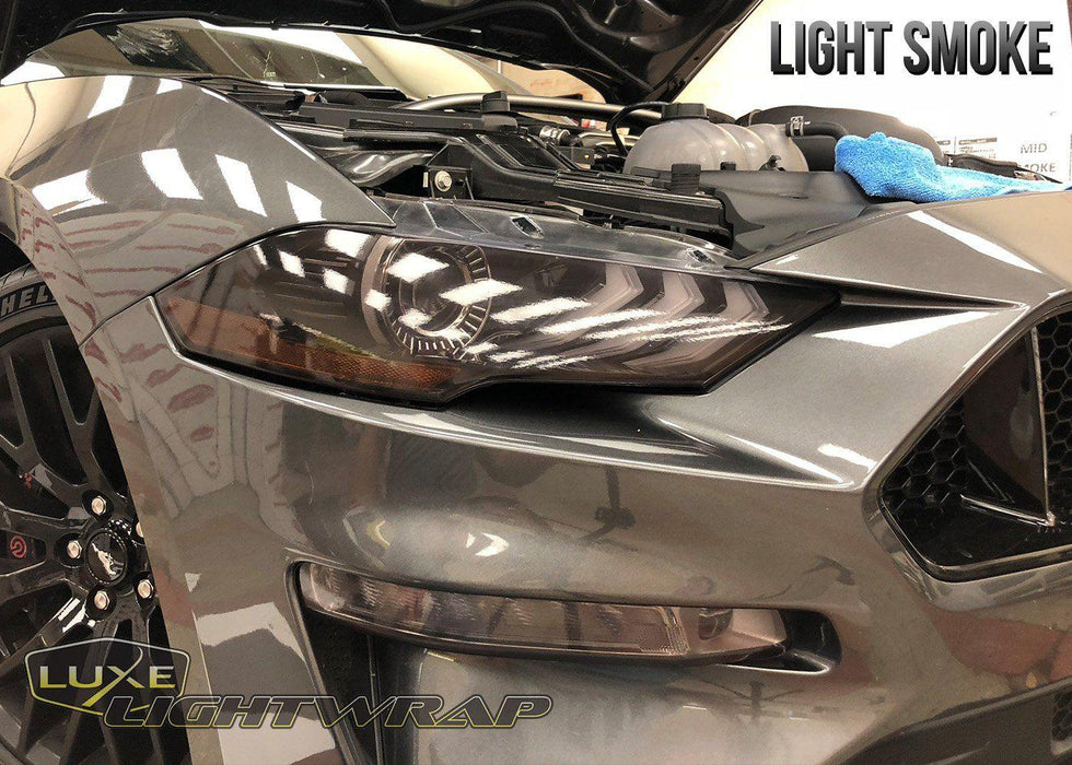 2018+ Mustang Headlight Tint Kit