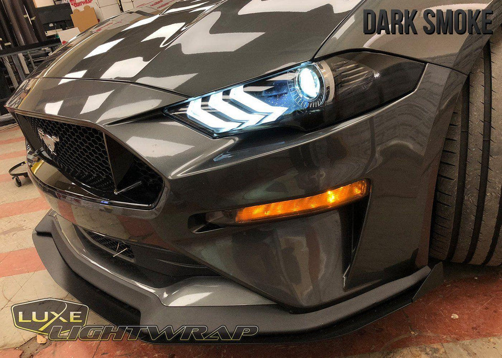 2018 Mustang Headlight Reflector Tint Kit