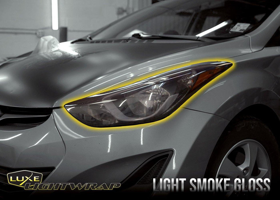 2010-15 Hyundai Elantra Headlight Tint Kit - Full Wrap