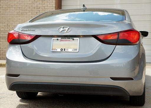 2010-15 Hyundai Elantra Rear Reflector Tint Kit