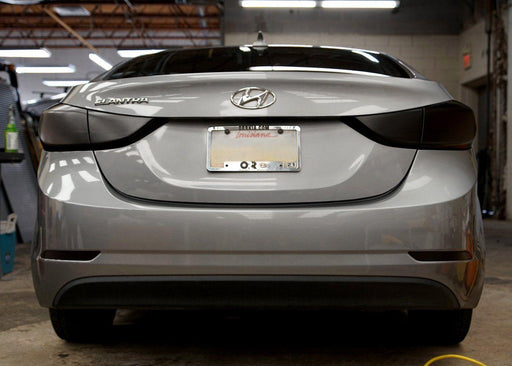 2010-15 Hyundai Elantra Taillight Tint Kit - Full Wrap