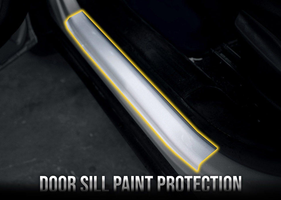 2015+ Jeep Renegade Door Sill - Paint Protection Kit - Luxe Auto Concepts