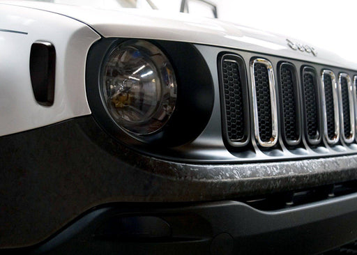 2015+ Jeep Renegade Headlight - Full Wrap Tint Kit