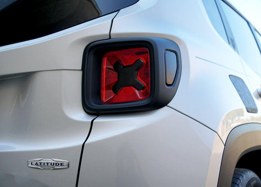 2015+ Jeep Renegade Reverse Lights - Overlay Tint Kit
