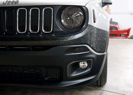 2015+ Jeep Renegade Turn Signal - Overlay Tint Kit