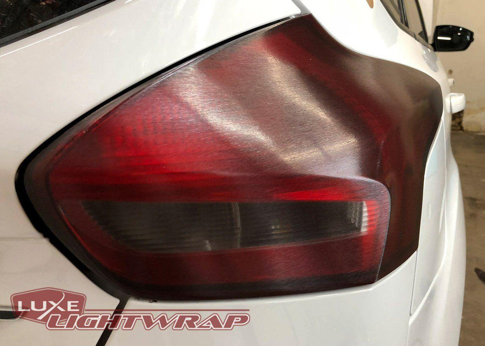 2015-18 Focus Hatchback Tail Light Tint Kit - Full Wrap - Luxe Auto Concepts