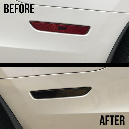 2010-14 Mustang Side Marker Tint Kit - Luxe Auto Concepts