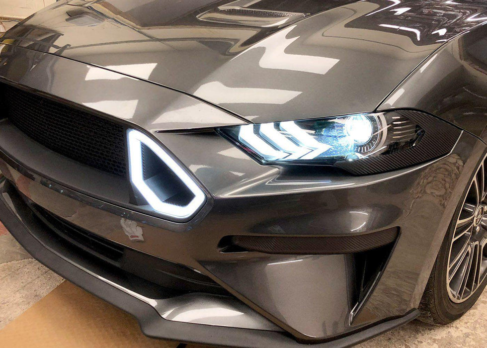 2018+ Mustang Fog Light / Side Marker Tint Kit