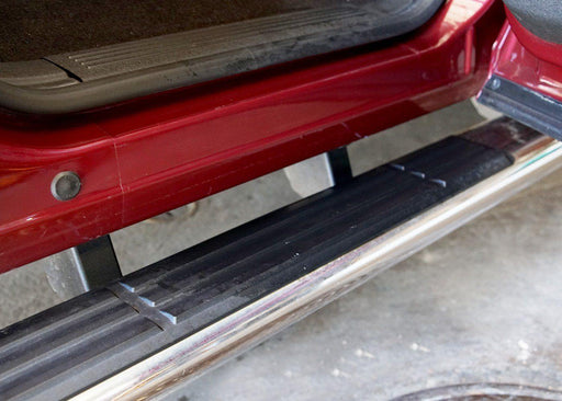 2007-13 Chevy Silverado 1500 Rear Door Sill PPF Kit