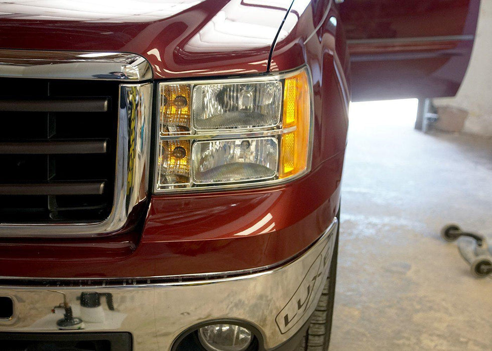 2007-13 Chevy Silverado 1500 Headlight PPF Kit