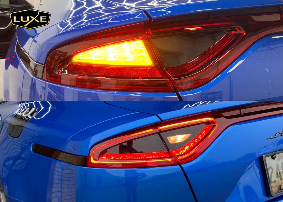 2018+ Stinger Tail Light Tint Kit - Luxe Auto Concepts