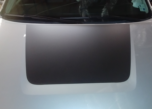 2014+ Toyota Tundra Scoop Hood Decal - Luxe Auto Concepts
