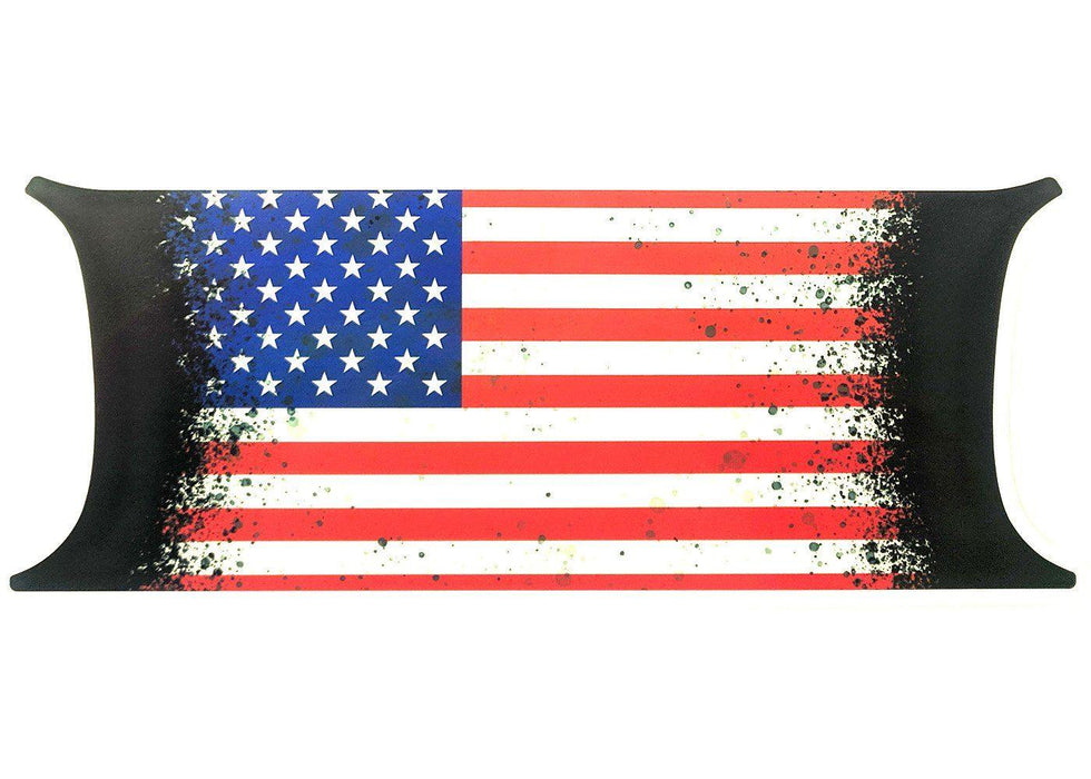 2015+ Challenger Printed Taillight Divider Flag Decal