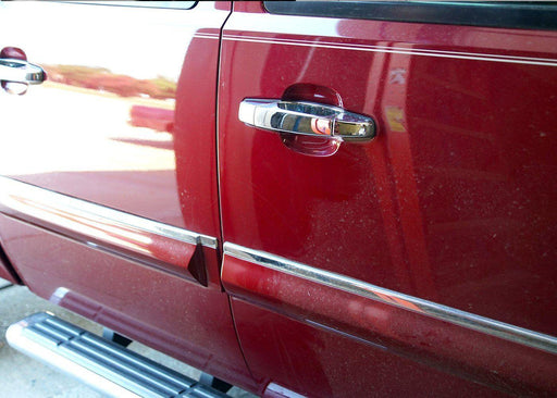 Universal Door Edge PPF Kit