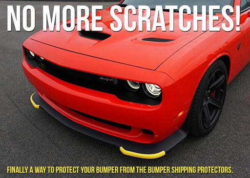 2015+ Challenger Splitter Guard Paint Protection Kit - Luxe Auto Concepts