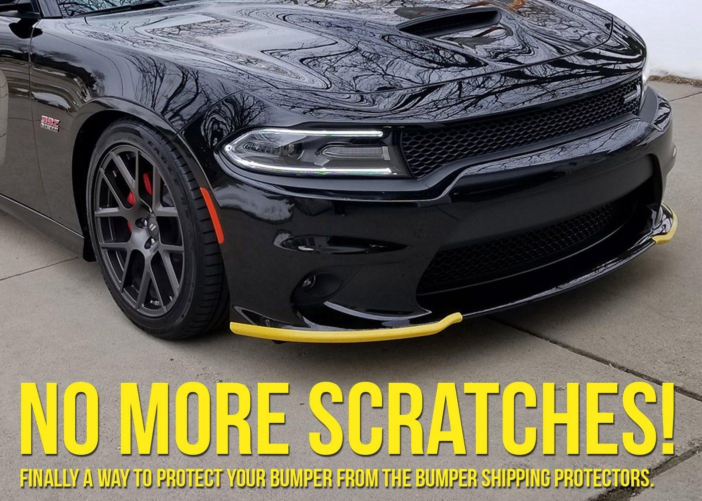 2015+ Charger Bumper Shipping Protector Protection Kit