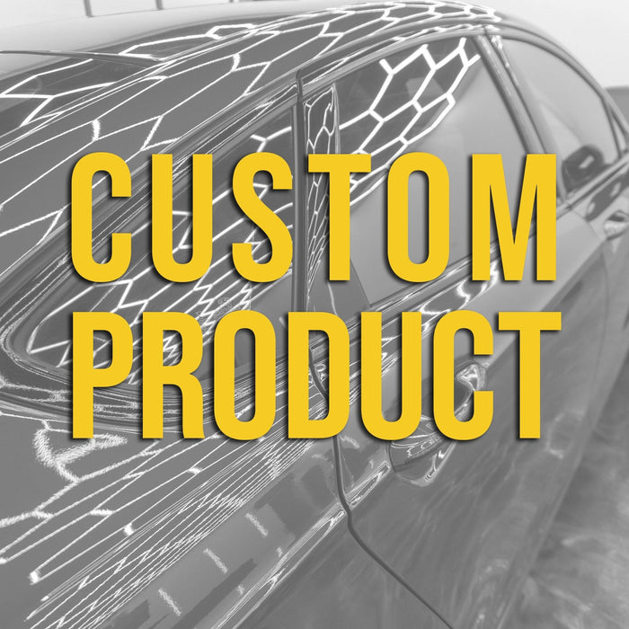Custom Product - Luxe Auto Concepts