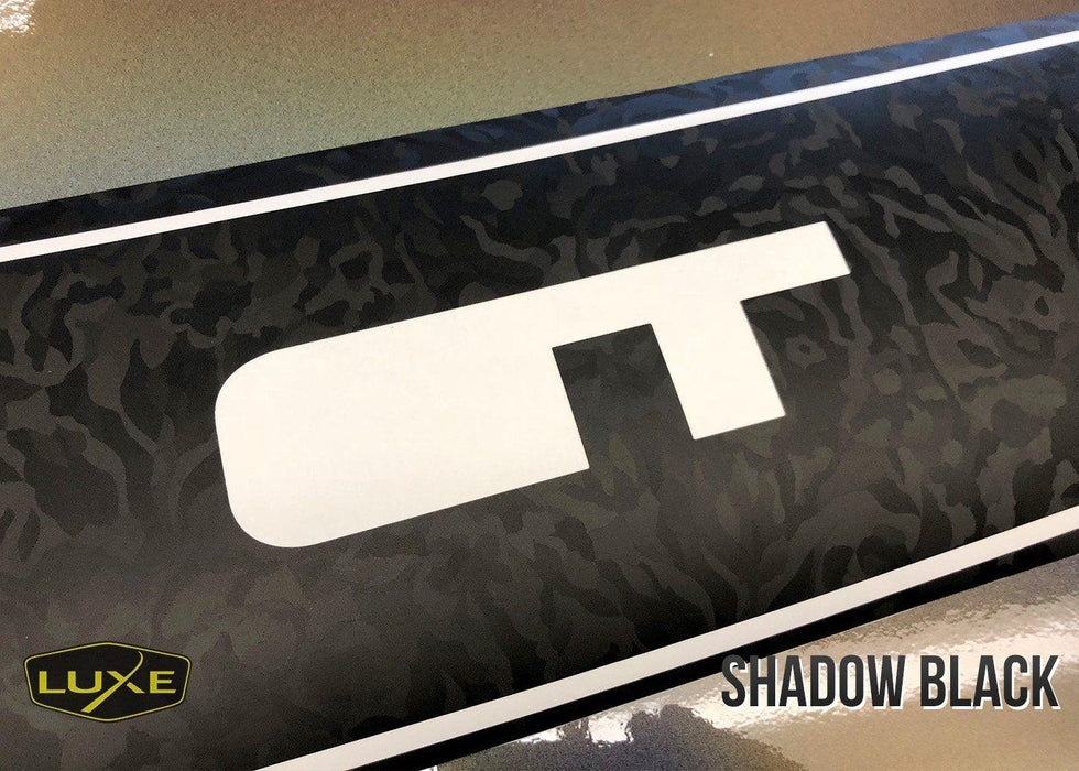 2015-17 Mustang Deck Lid Divider Decal