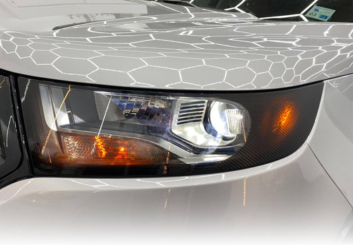2015-2018 Ford Edge Headlight Sidemarker Kit - Luxe Auto Concepts