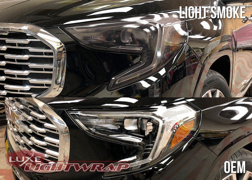 2018+ Terrain Head Light Tint Kit - Full Wrap - Luxe Auto Concepts