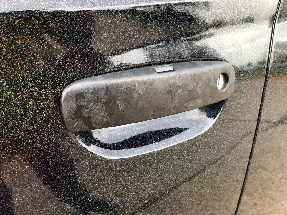 2011+ Dodge Charger/Challenger Door Handle Wrap Kit