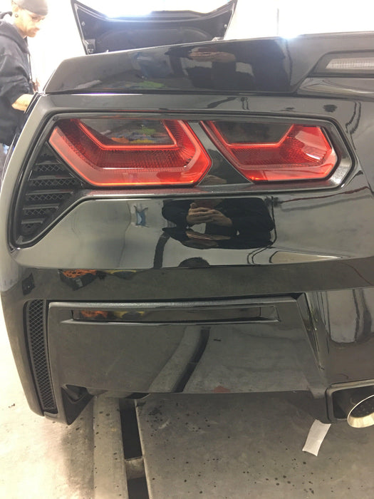 2014+ C7 Corvette Rear Reflector Tint Kit