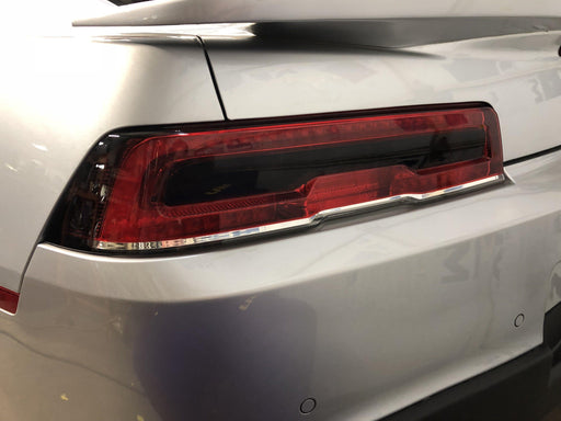 2014-15 Chevy Camaro RS Style Tail Light Tint Kit
