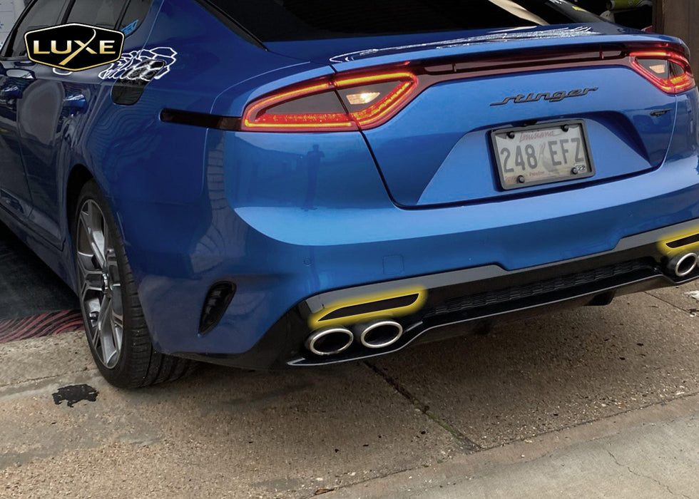 2018+ Stinger Rear Reflector Tint Kit - Luxe Auto Concepts