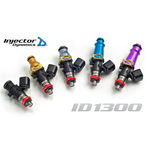 Injector Dynamics 1300cc Fuel Injectors Set of 8 for all Ford S550 Cobra Roush and Ecoboost