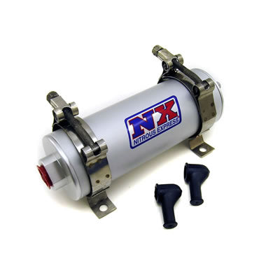 NITROUS EXPRESS FUEL PUMP,INLINE, 700HP, HIGH PRESSURE 15077